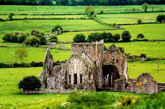 St. Patrick's Castle, Ireland.