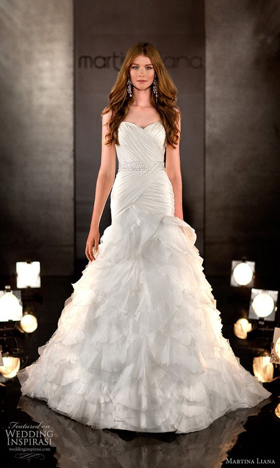 Martina Liana Wedding Dresses 2011