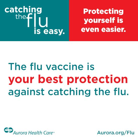 Flu prevention - Aurora Health Care