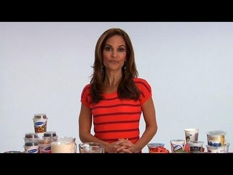 Joy Bauer shares the health benefits of yogurt