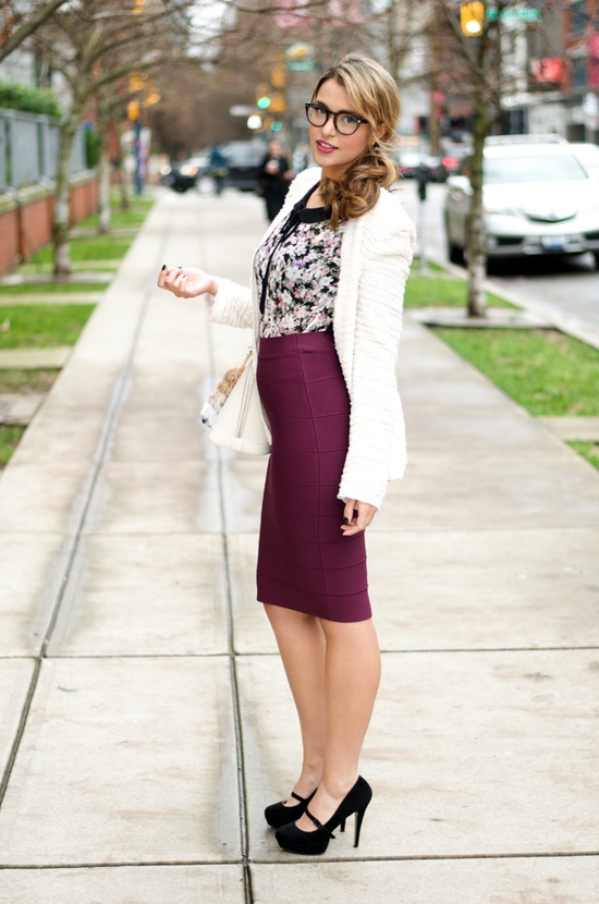 Glam Work Outfit Ideas   What to wear to the office