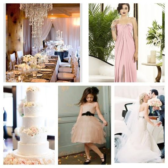 Romantic wedding inspiration