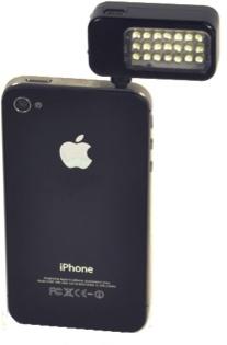 Bescor LED-21 Smart Phone Light