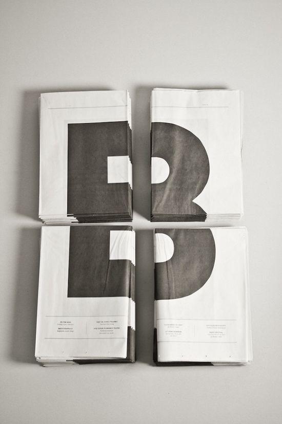 WAAITT: Bremen Paper #typography #graphic #design