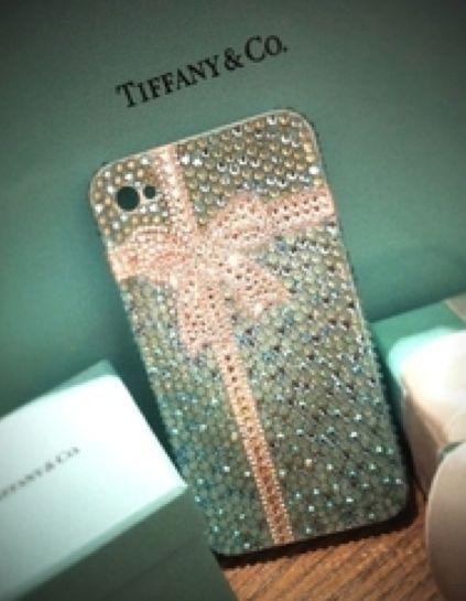 Tiffany I phone cover!