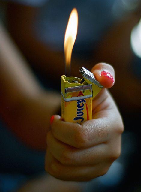 Fancy - Juicy Fruit Lighter