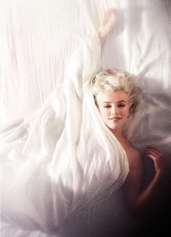 Marilyn Monroe photographed by Douglas Kirkland