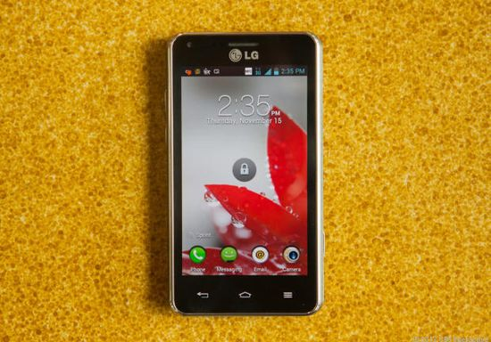 LG Mach review: Competitive midlevel slider phone