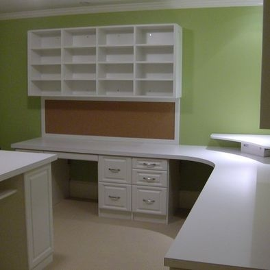 Home Office 2 - traditional - home office - atlanta - Atlanta Closet & Storage Solutions