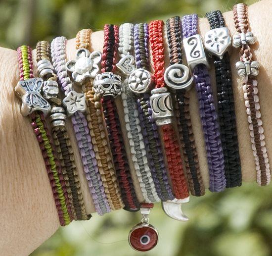 Hand made Bracelets by Irene