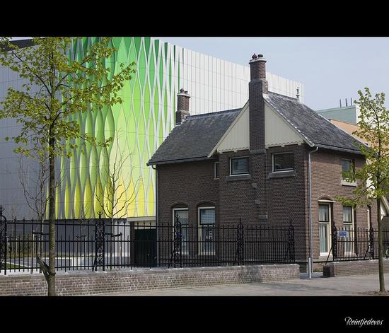 """UMC Groningen Old versus New"" by reintjedevos"