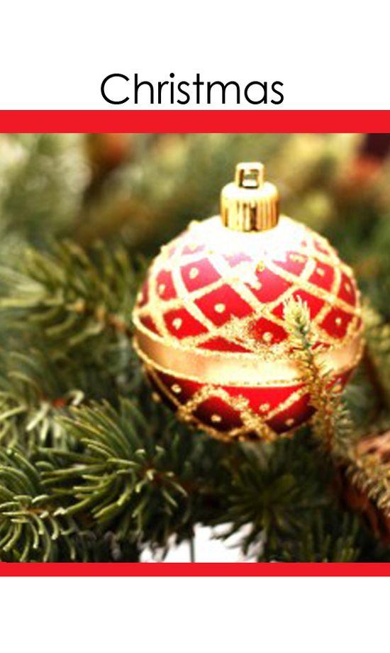 Christmas Decore Pins