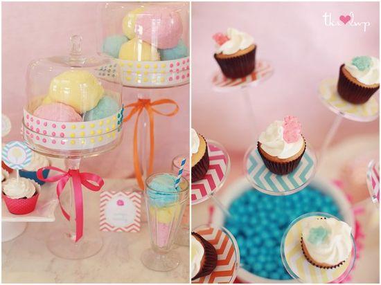 cotton candy theme