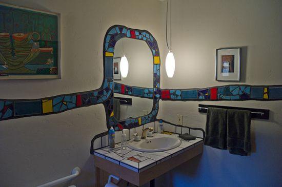 DIY Home Decor: Quixote Bathroom Design