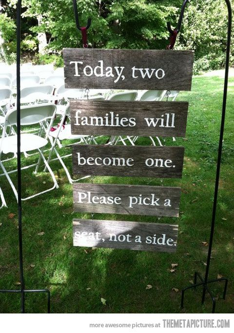 This should be at every wedding…