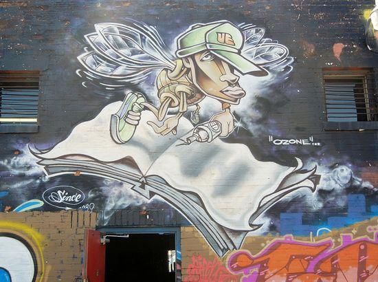 dallas graffiti
