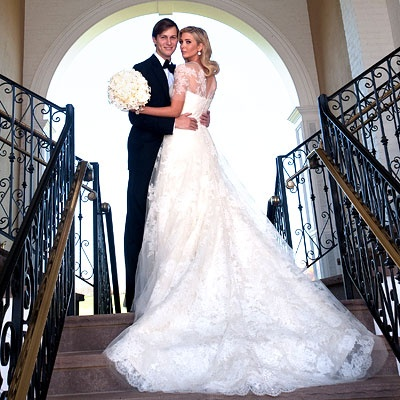 Ivanka Trump #celebrity #wedding! Star Fleet Yachts give you a chance to feel like a superstar on your wedding day with our best arrangements. We are one of the best #wedding #venues in #Kemah, #Texas . Book us now for your wedding. www.starfleetyach...