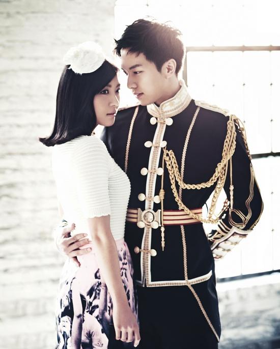 Lee Seung Gi & Ha Ji Won