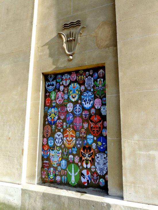 BauBô MmHm - Street Art