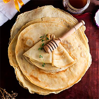 How To Make French Crepes #DessertRecipes247