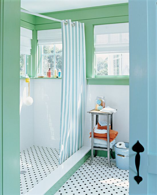 LOVE this for the kids bathroom!