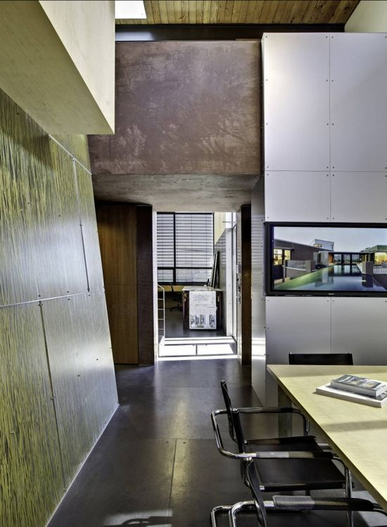 Folger Offices, Berkeley, USA by WA design....