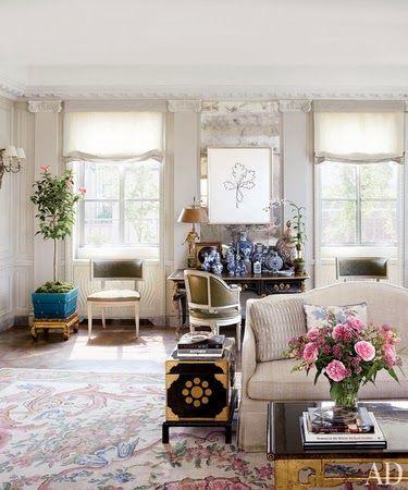 Designer spotlight- Michael S. Smith - The Enchanted Home