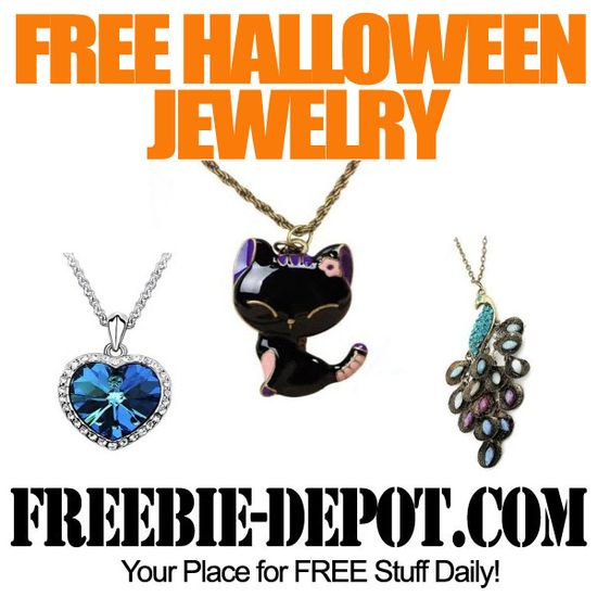 FREE Halloween Jewelry