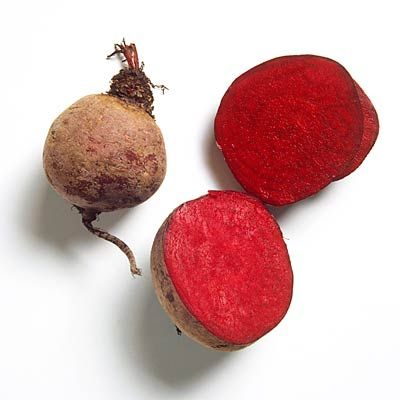 Surprise! BEETS are even healthier RAW (as in our yummy shredded beet salad)