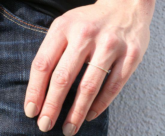 Micropave diamond Ring, Stacking Ring, Engagement Diamond Ring, Wedding Band, Eternity Ring.