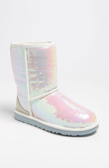 UGG® Australia 'Classic Short Sparkles - I Do' Boot #Nordstrom