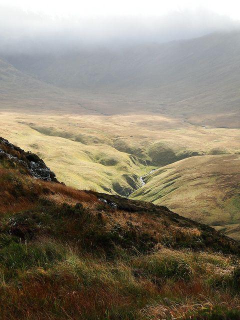 Diamond Hill, National Park of Connemara Ireland