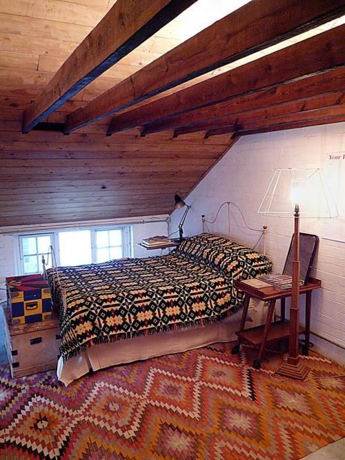 I love attics