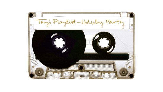 Tory's Playlist: Holiday Party