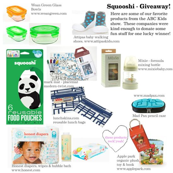 Baby Products we love Giveaway!