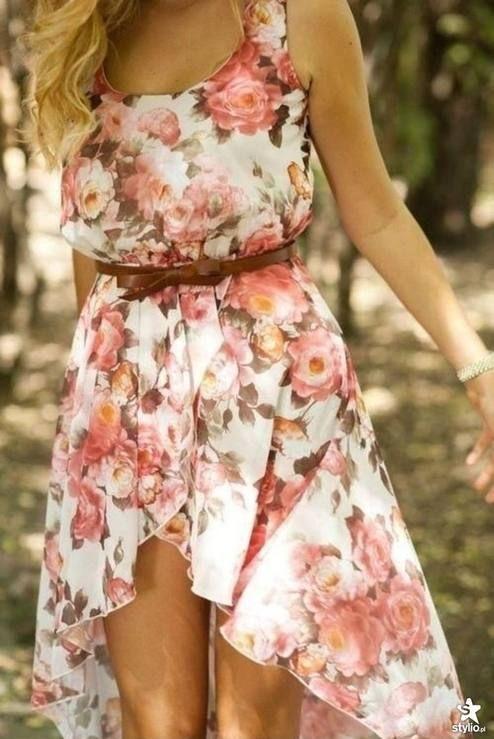 Summer Floral Dress. ?