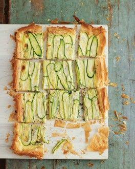 #zucchini #tart #Recipe