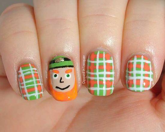 40 Cool And Creative Nail Art Designs -
