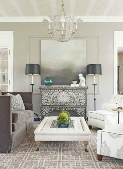 Fabulous Decor: Chandeliers and Hanging Lights