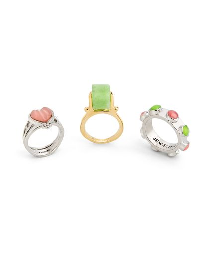 Hearts Desire Rings - JewelMint