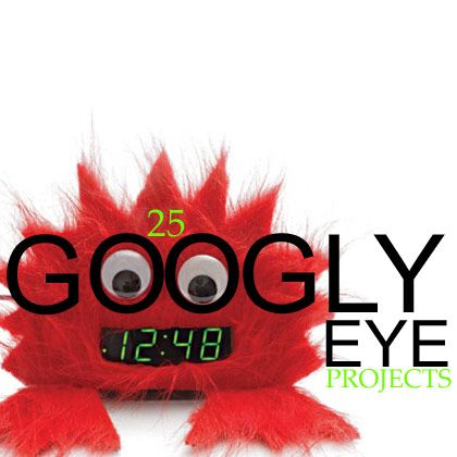 25 Googly Eye Crafts for Kids