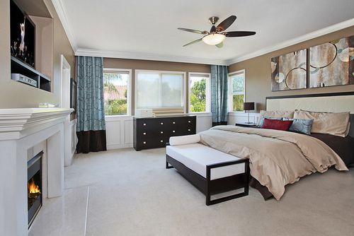 Bedroom.  #bedroom #decor #home_decor #interior #interior_design #luxury #rooms
