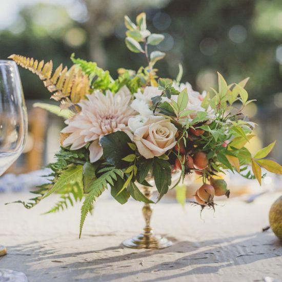 Romantic Fall wedding ideas