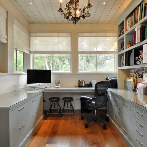 Office Design Ideas, Pictures, Remodel, and Decor - page 2