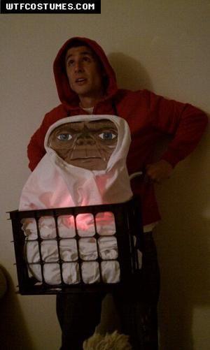 Love this costume.