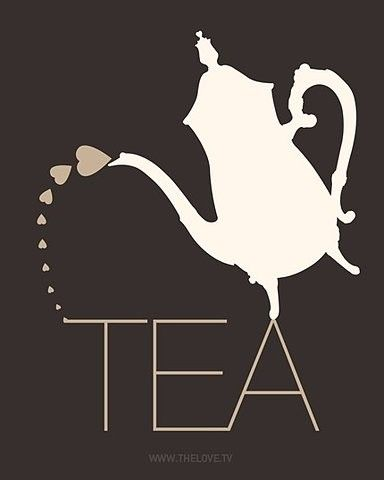 Tea love.
