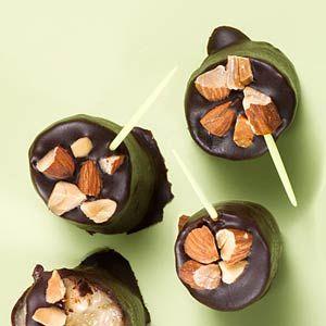 Chocolate Banana Bites