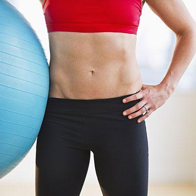 Bye-bye belly! 50 tummy shrinking tips