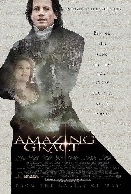 Amazing Grace....an amazing movie!