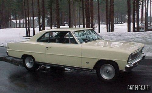 '66 Chevy II #customized cars #ferrari vs lamborghini #celebritys sport cars #luxury sports cars